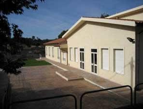 Edificio della Comunità alloggio per anziani
