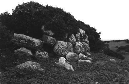 Nuraghe Ruina Tassa
